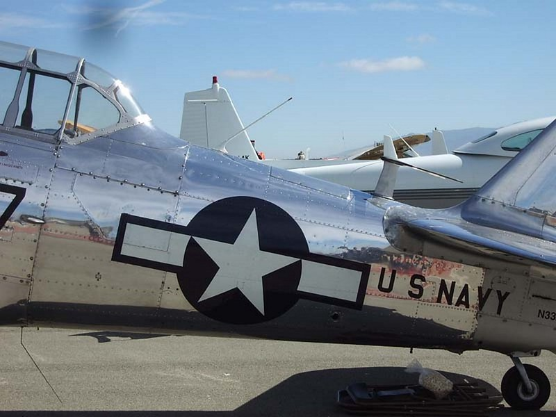 North American AT-6D Texan 27