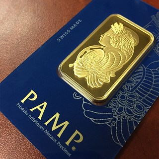 Beautiful PAMP Suisse #gold bars featuring the Lady Fortuna... | by moneymetals