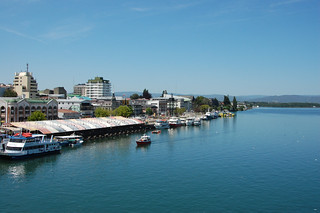 Views over the River, Valdivia, Los Ríos, Chile | by blueskylimit