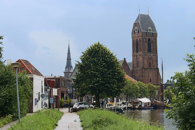 Very small city