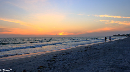 sonnenuntergang sunset lastlight beach gulfcoast madeirabeach florida landscape waterscape seascape sky clouds