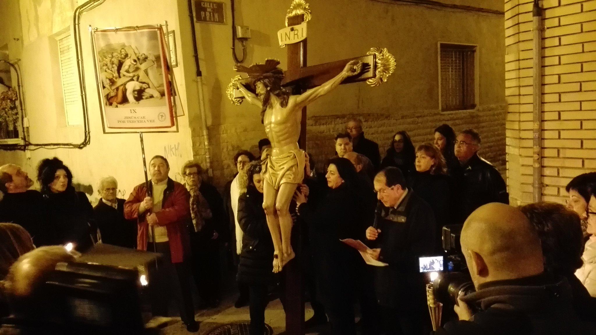 (2016-03-18) - VII Vía Crucis nocturno - Javier Romero Ripoll (084)