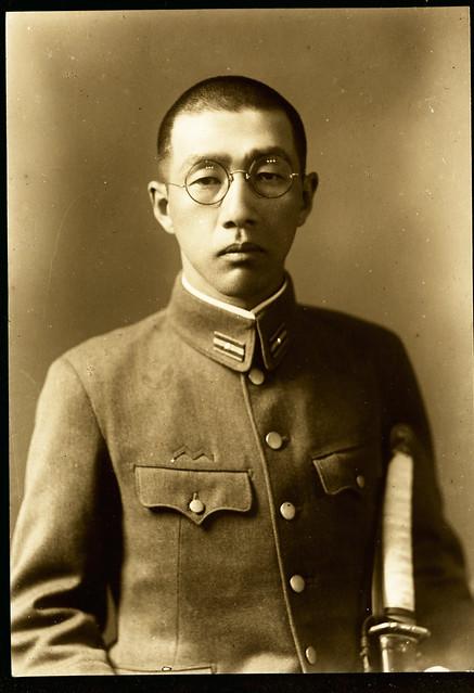 Portrait of unknown Second Lieutenant