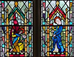 Annunciation by M Farrar Bell, 1964