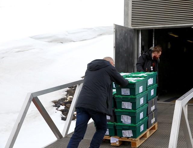 May 2016 Svalbard Deposit