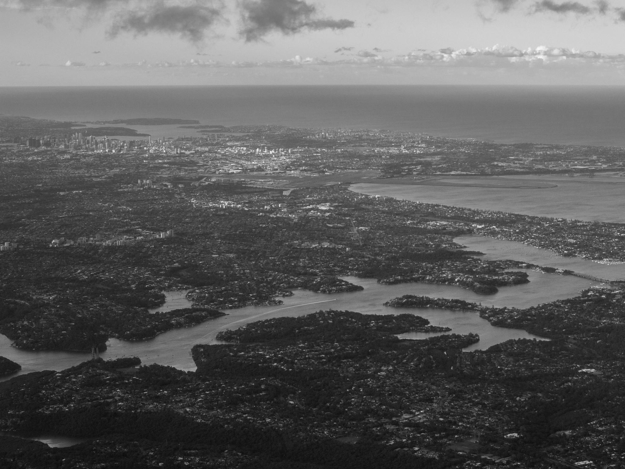 Sydney to the Left