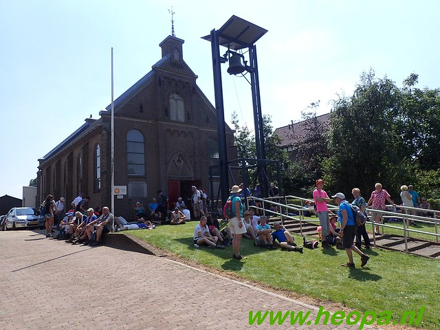 2016-07-19   1e dag Nijmegen    40 Km (100)