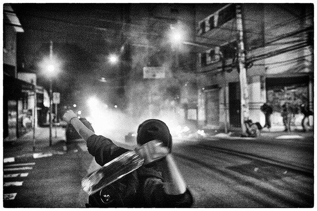 Protests in SP