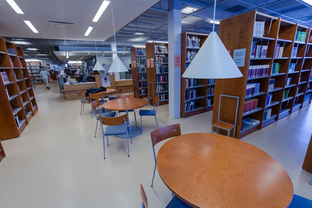 Turun Yliopiston Kirjasto