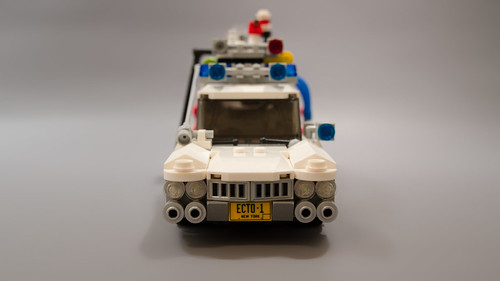 Lego Ghostbusters Ecto-1 Light Mod 06 | by M600