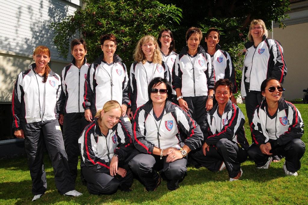 Trainerübergabe 2011