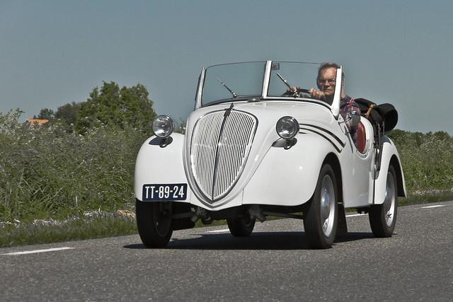FIAT-WEINSBERG 500A Spyder 1940 (0766)