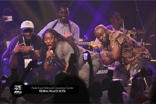 Federal Palace Hotel - Make Music Lagos 2017