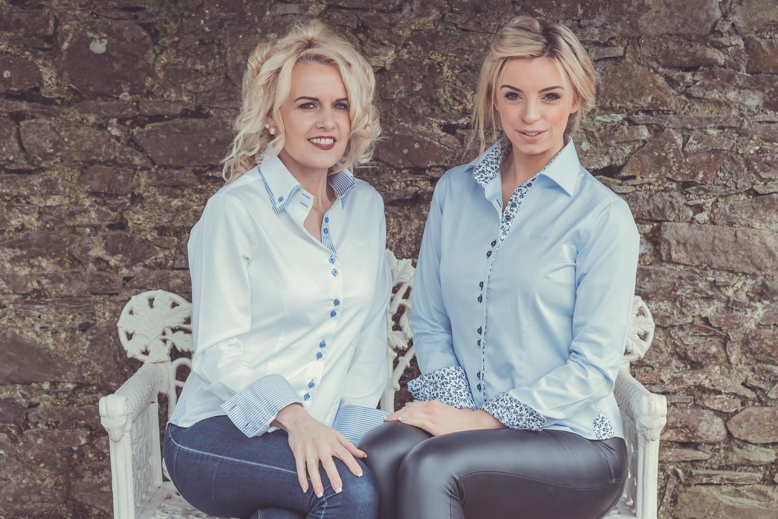 Debbie & Leah