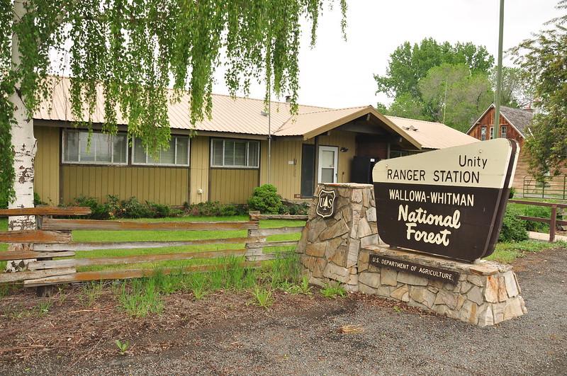 Unity Ranger Station