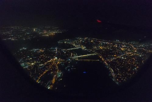Anflug auf Istanbul | by seghal1