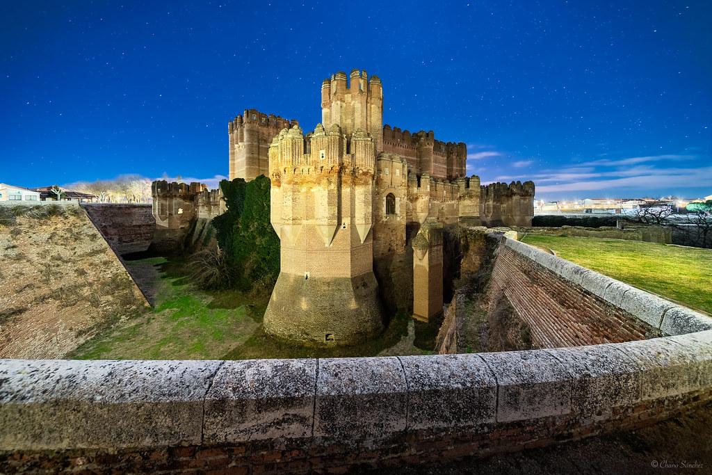 Medieval Nights || Noches Medievales (Castillo de Coca, Provincia de Segovia. Castilla y León)