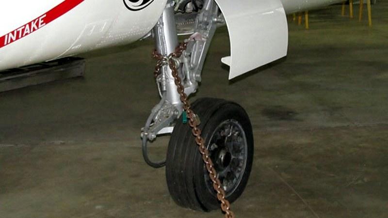 ノースロップYF-17Cobra5