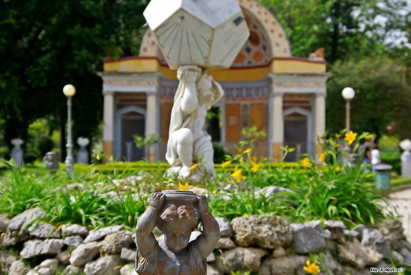 Statue di Villa Giulia: Arte e Degrado