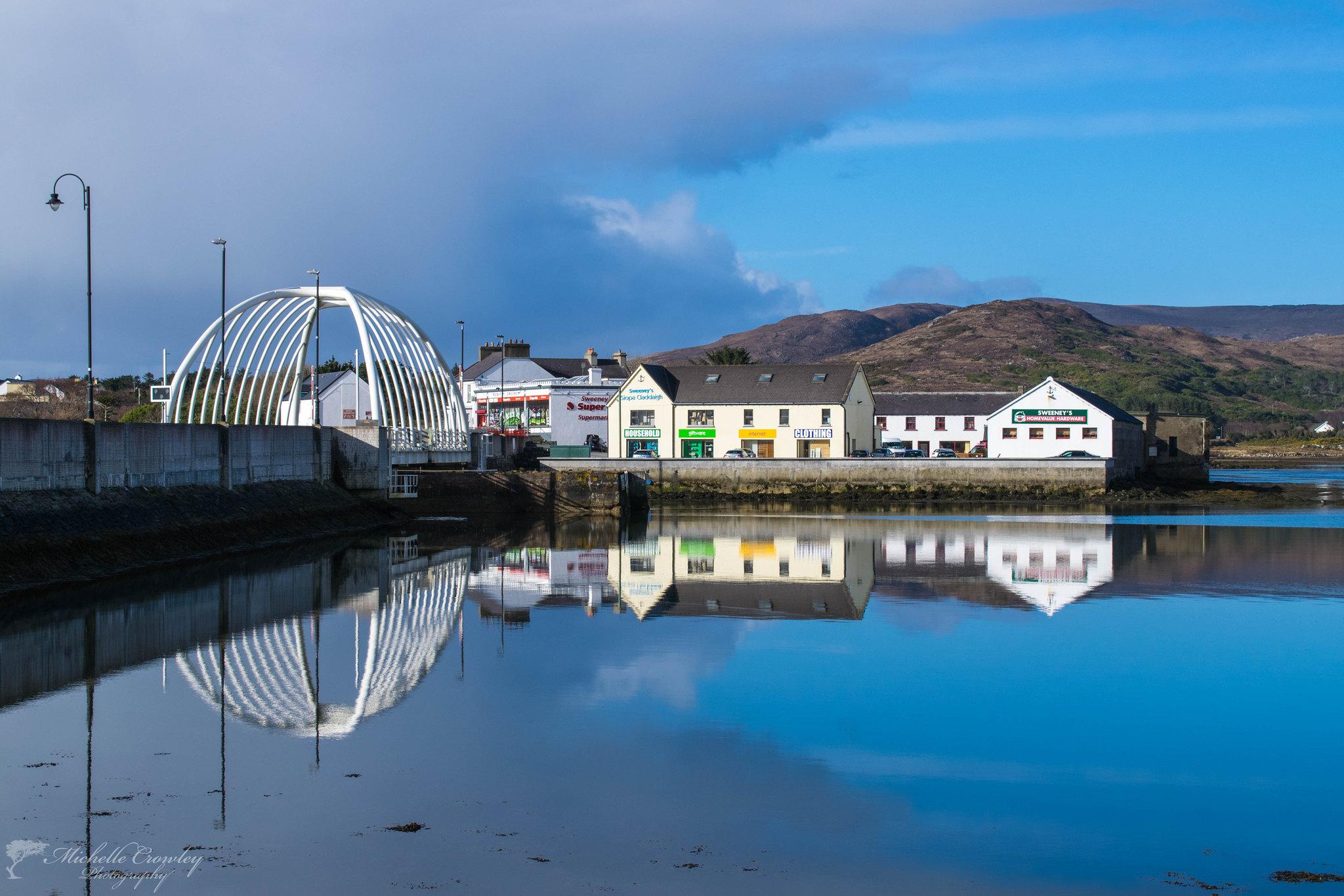 Achill Island bridge