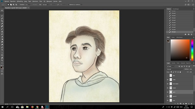 Request drawing in progres