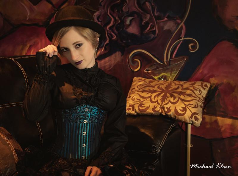 Victorian Ziv at the Paddock Club 1