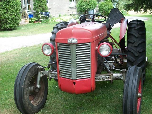 Massey Ferguson 35 Deluxe SGM 187042