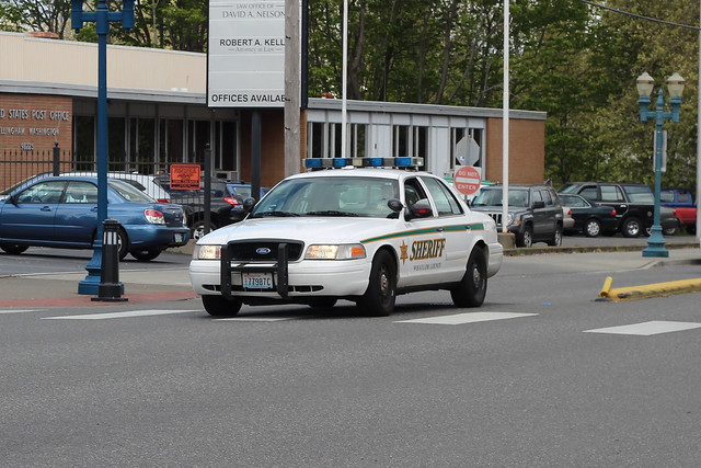 Whatcom County Sheriff: Ford Crown Victoria