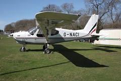 G-NACI Popham Norman NAC-1 Freelance 180