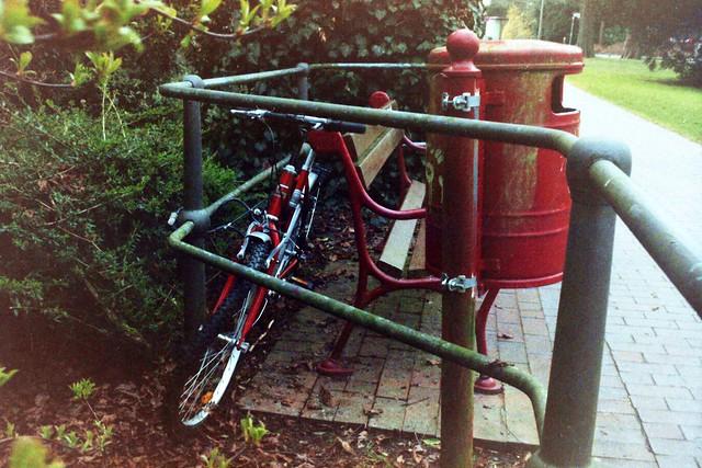 Radel, immer noch da/ Bike, still left - I shot film