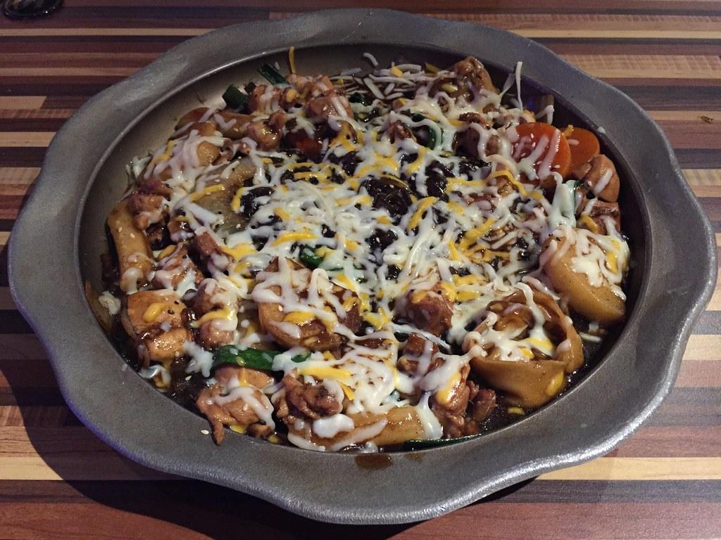 燉雞, 起士醬油, JJIM DAK, 타이베이시, 台北