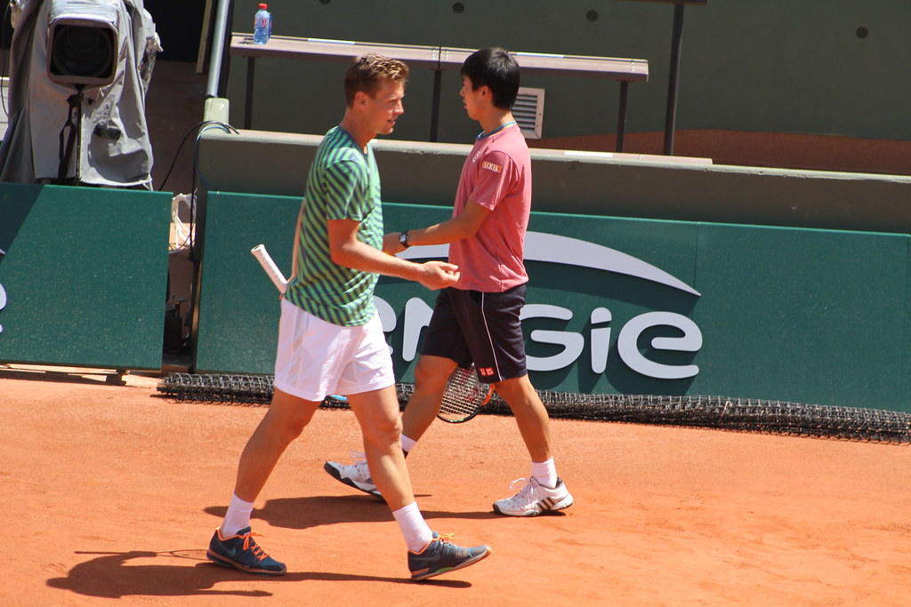 Berdych and Nishikori