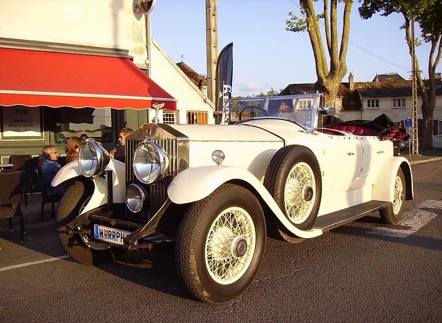 1928 Rolls-Royce Phantom I Open Tourer