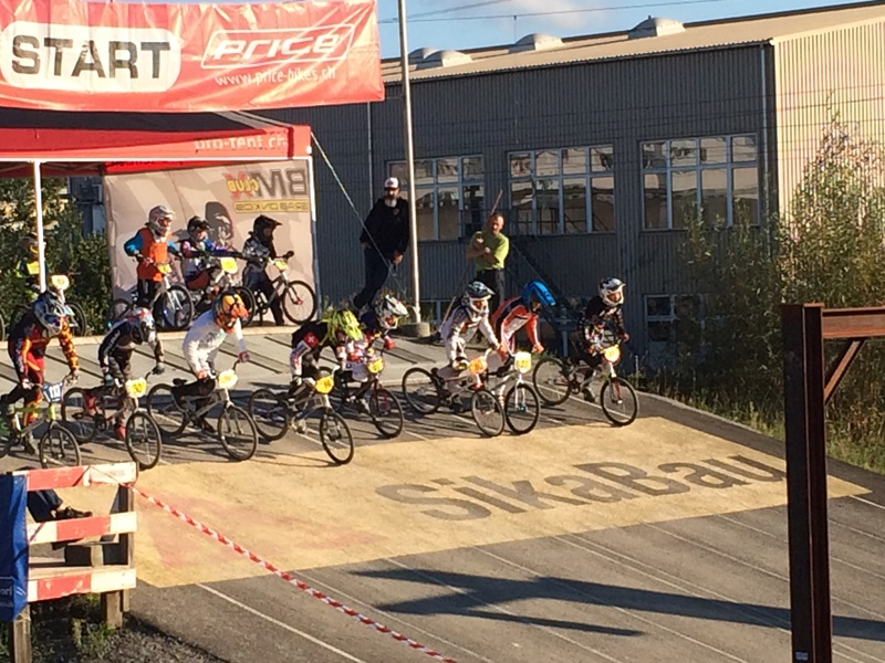 9. + 10 Swiss Cup Lauf in Volketswil 13.-14.09.2014
