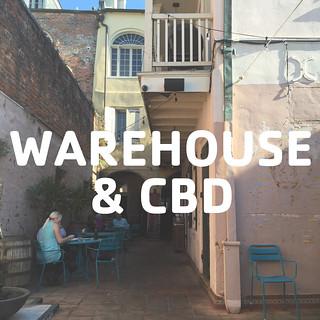 warehouse + cbd   by joy the baker