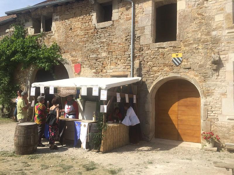 Fête médiévale de Montby - Franche-Comté