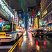 New York @ night by -> LorenzMao <-