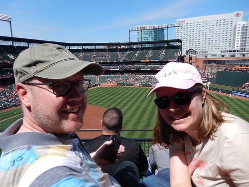 Baltimore - Orioles ballgame - 2