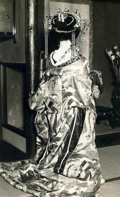 Kikunoi-dayuu (2) 1920s