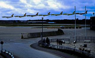 Flughafen Hamburg 1982 (Composing)