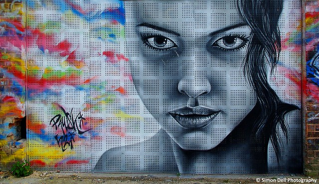 urban art Graffiti