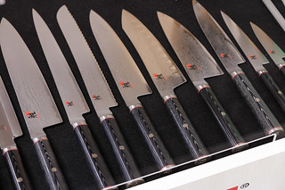 Zwilling Knives at The Mill at Newton Lower Falls | by Didriks