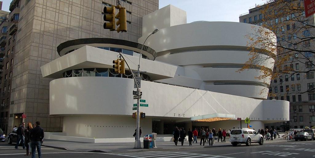 Guggenheim Museum New York City The Solomon R