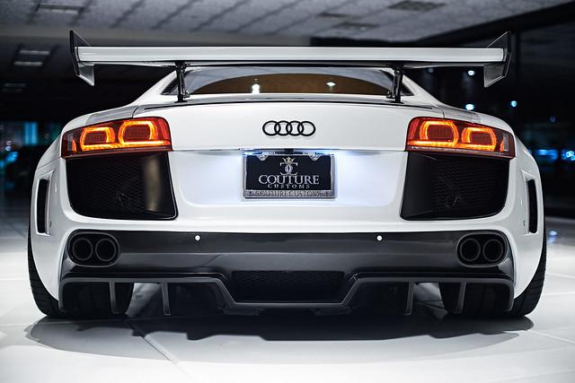 Audi R8 PD GT850 Widebody