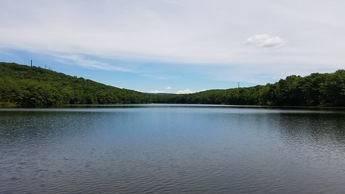 Falling Springs Reservoir