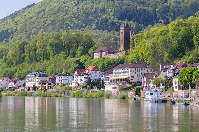 Beautiful May Day in Neckarsteinach 2016 II