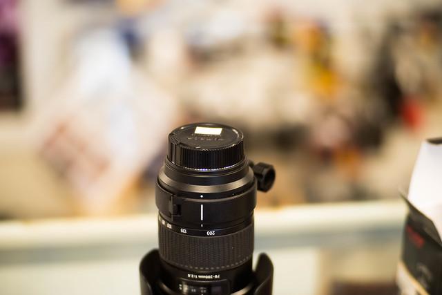 Mitakon 85mm f/2 - Pentax K1