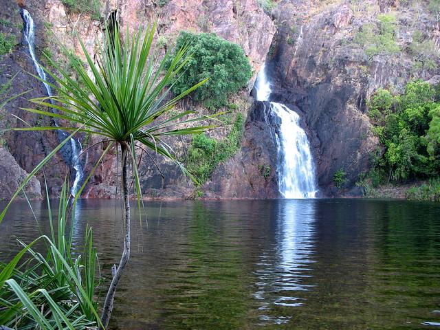Wangi Falls - Litchfield National Park -
