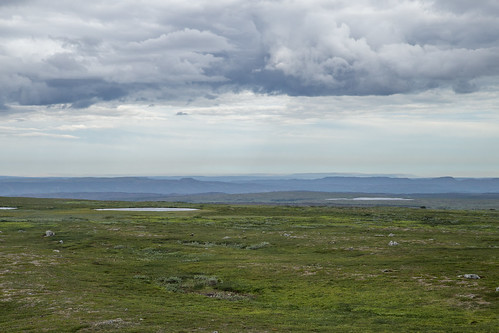 mountainhiking tana urraaláš view