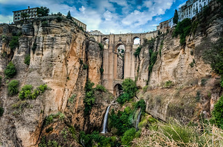Puente Nuevo Bridge, Ronda, Spain | by Steven Gerner